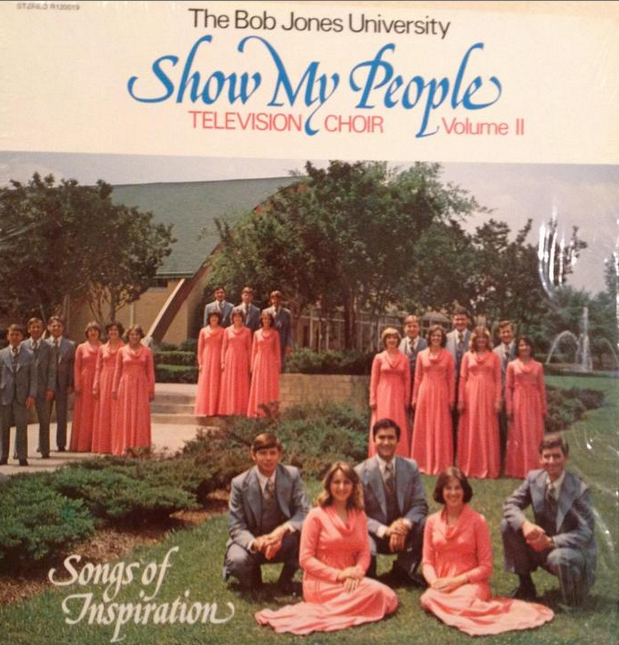 Show My People Television Choir