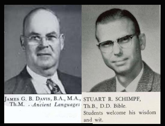 Davis and Schmipf